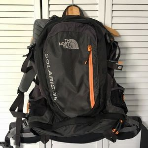 The North Face Solaris 35 Daypack Backpack